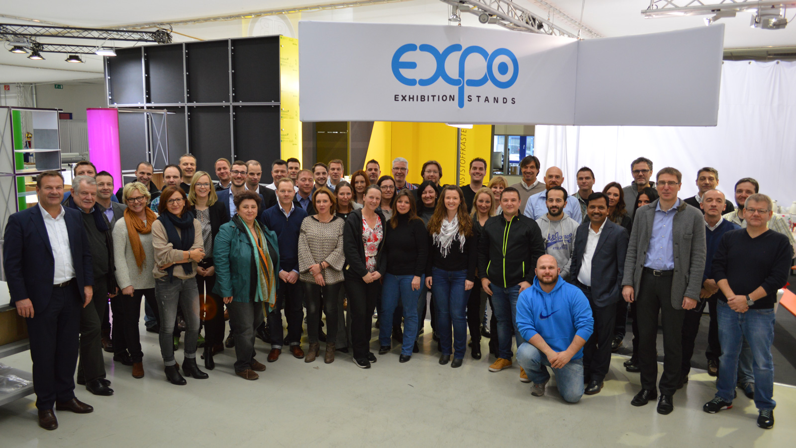 Expo Exhibition Stands Team